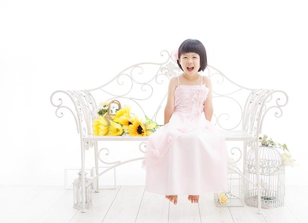 福知山 お誕生日 バースデー 家族写真